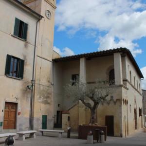 PALAZZO DEL PODESTA' – Magliano in Toscana