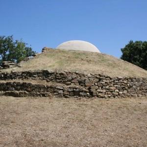 Via dei Sepolcri (Road of the Tombs) – Castiglione della Pescaia